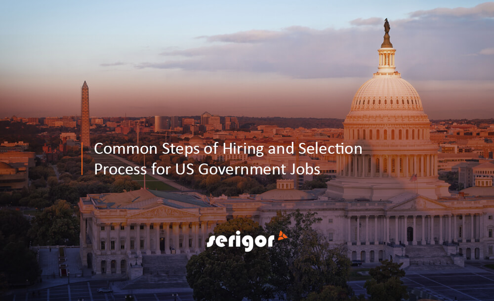 Hiring and Selection Process for US government Jobs