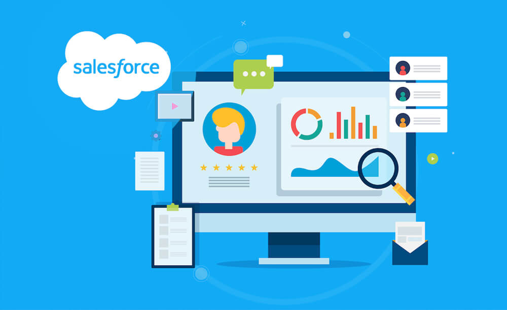 salesforce benefits