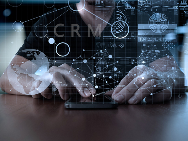 crm and salesforce